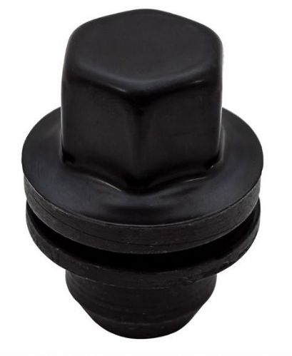 Wheel Nuts - Satin Black - Pack of 20 - RRD500510BX